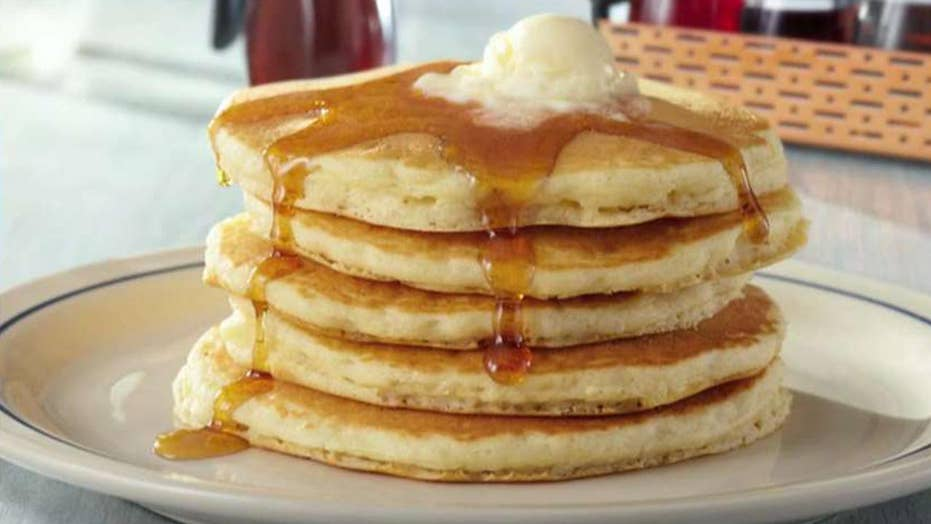 IHOP now serving booze with breakfast