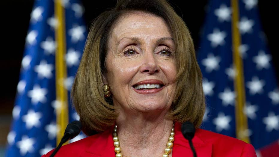 GOP using Pelosi as campaign tool in key Senate races