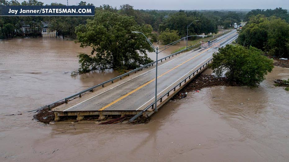 More rain predicted for areas of Texas hit by fatal flooding