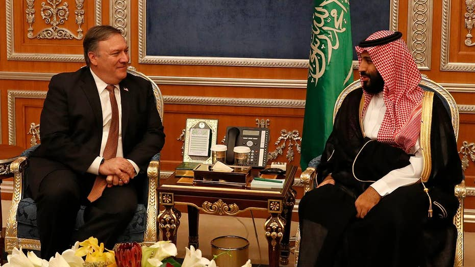 Marc Thiessen: What Trump needs to do now with Saudi Arabia