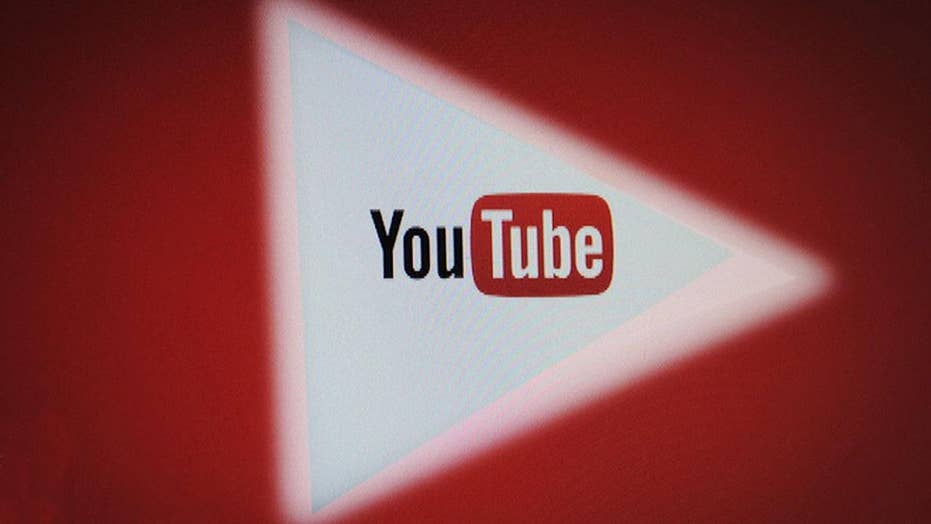 Outage leaves YouTube users in the dark