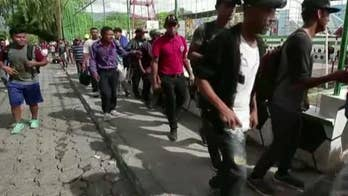 US, Mexico agree on plan to handle migrant caravan from Central America