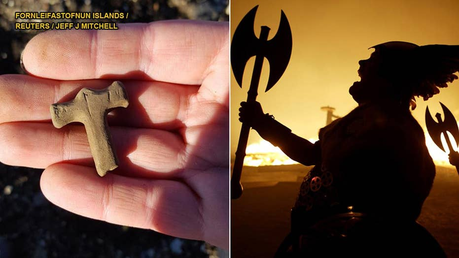 Viking Thor S Hammer Discovered In Iceland Fox News