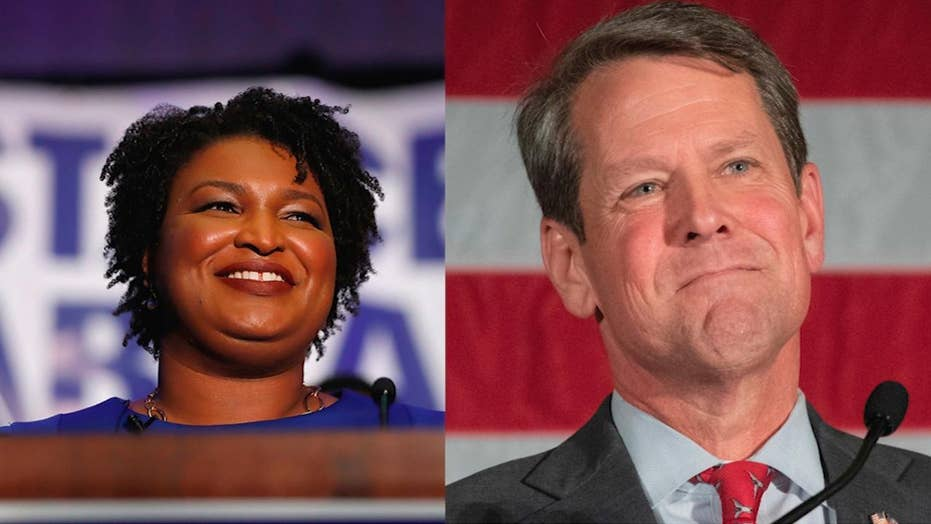 Duel for the governor's office in Georgia tightens