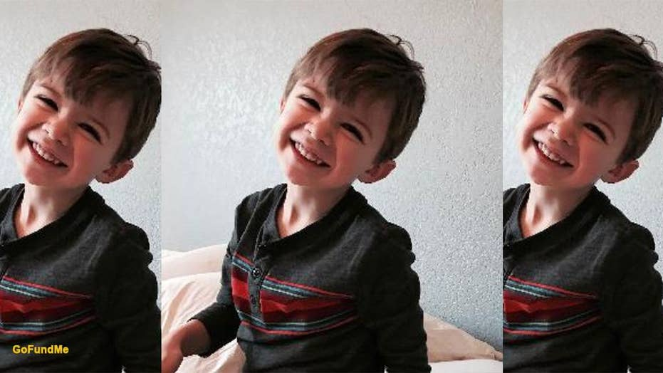 5-year-old boy dies after 17 days with rare cancer