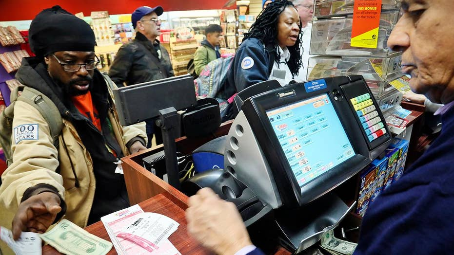 Lottery fever is gripping the nation