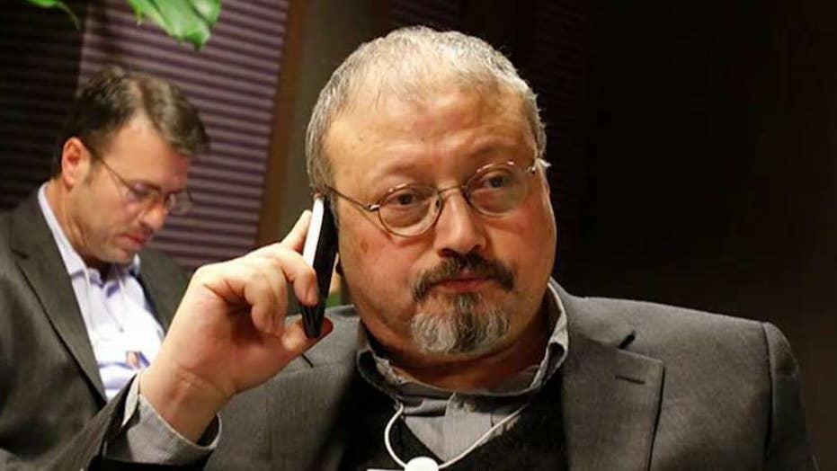 Reports: Saudi state TV confirms Khashoggi's death