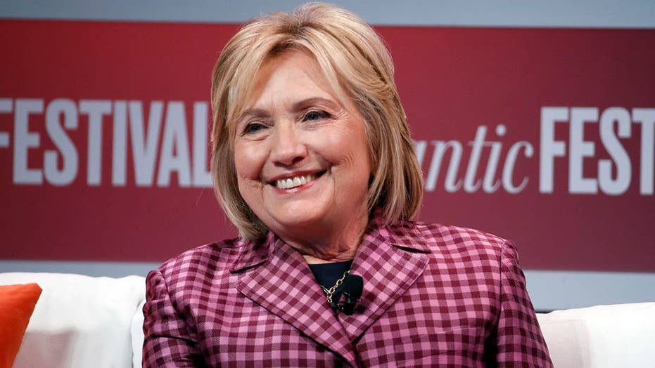 Is there a chance Hillary Clinton runs in 2020?