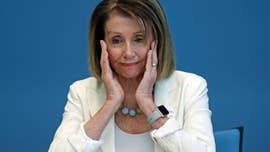 Pelosi mum on when she'd give up gavel, after floating 'transitional' speakership