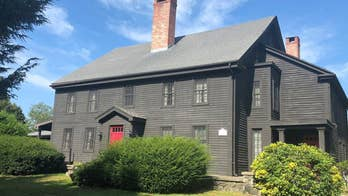 Salem witch trials victim's home for sale