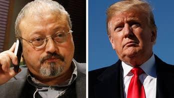 Has Trump's response on Khashoggi been enough so far?