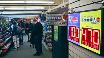 Mega Millions jackpot surges to record $1.6 billion