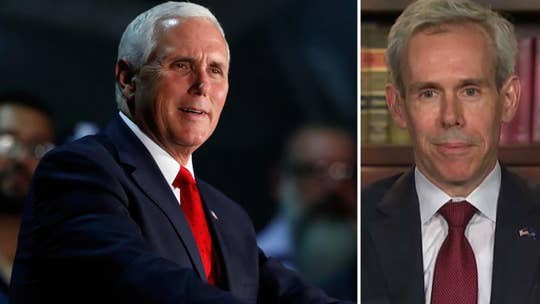 Chrin hoping for boost from Pence in Pennsylvania