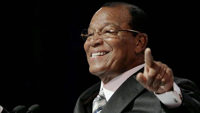 Image result for Farrakhan claims to be Jesus in 'Saviours' Day' address: 'I am the Messiah'