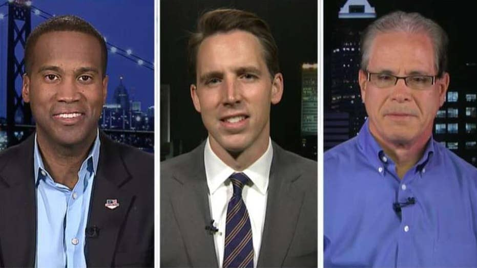 Republican Senate candidates sound off ahead of the midterms