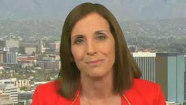 Arizona GOP Senate candidate Martha McSally unloads on Kyrsten Sinema: 'This is personal .... She was protesting in a pink tutu'