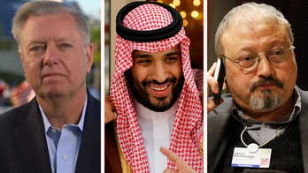 Graham condemns Saudi prince over death of Jamal Khashoggi
