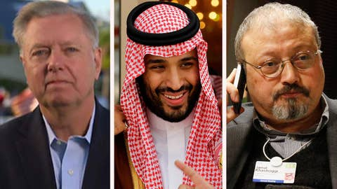 Graham condemns Saudi prince over writer's death