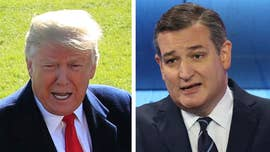 Trump gives 'Lyin' Ted' Cruz new nicknames