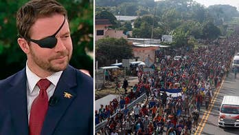 Dan Crenshaw: Caravan hurts the case for legal immigrants