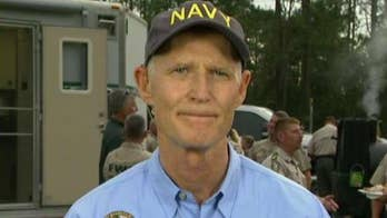 Gov. Rick Scott on push to unseat Sen. Bill Nelson