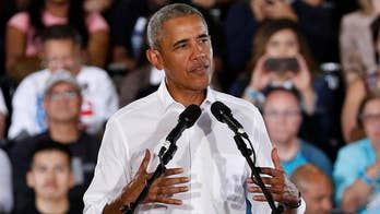 Obama tells voters to 'remember who started' economic recovery at Nevada rally