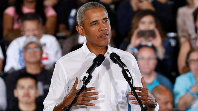 Obama hits the campaign trail for Nevada Democratic nominees