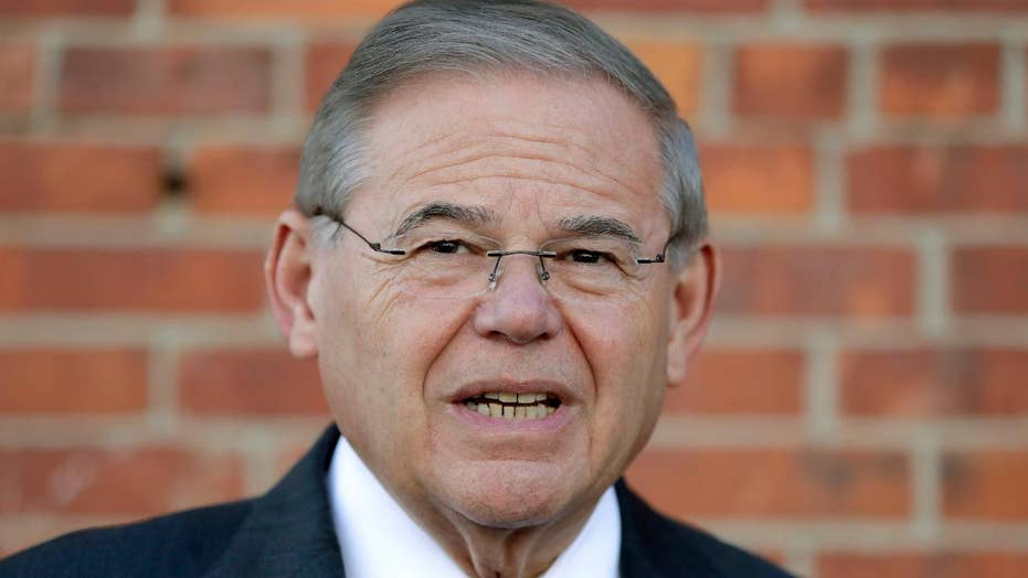 Swamp Watch: Democratic Sen. Bob Menendez