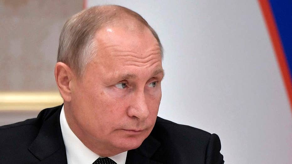 Russia slams Trump's decision to abandon nuclear treaty