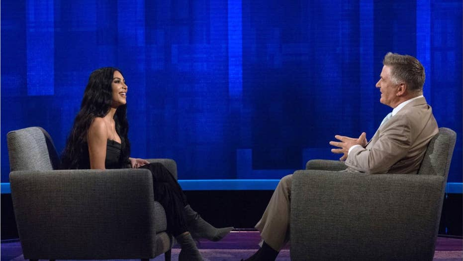 Kim Kardashian: Kanye's Trump support helped free Alice Johnson
