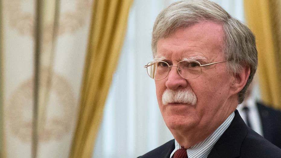 Bolton in Russia for talks on nuclear treaty