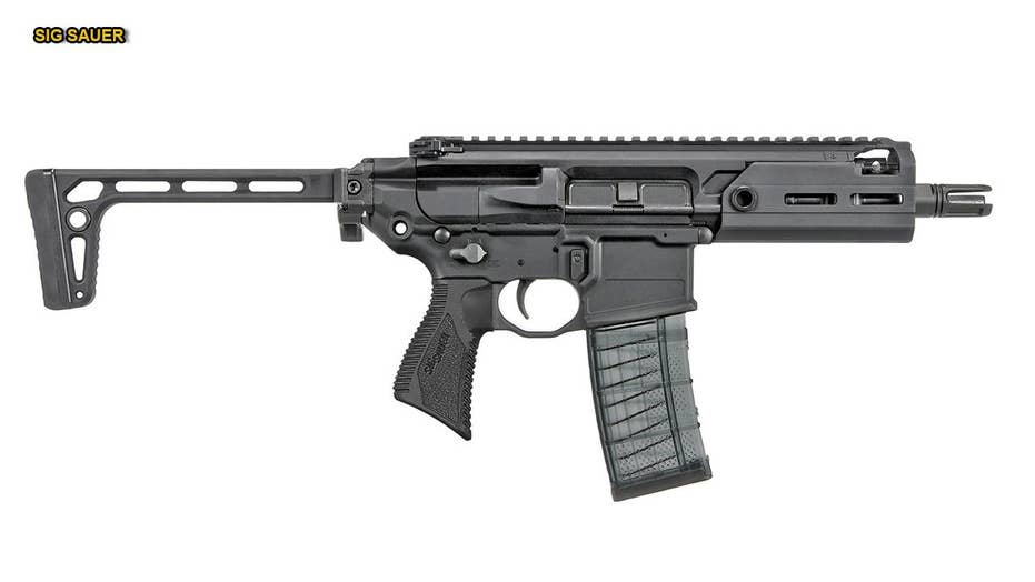Army sets sights on new concealable machine gun