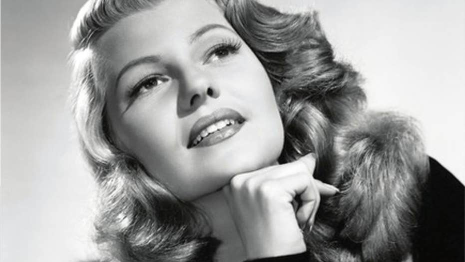 Rita Hayworth's daughter on life with iconic mom