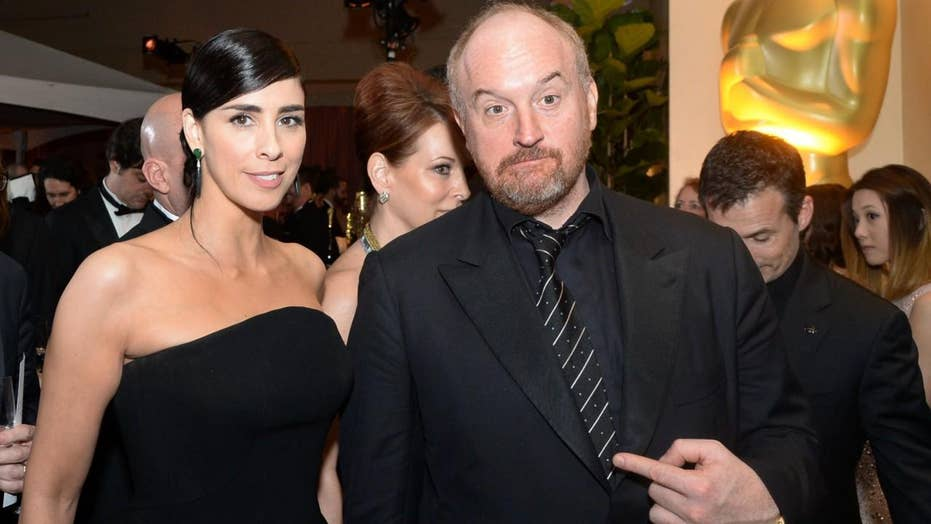 Sarah Silverman: Louis C.K. masturbated in front of me with my consent