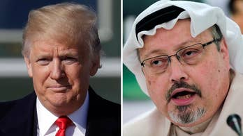 Trump, Turkey leader Erdogan reportedly discussed how to respond to Khashoggi killing