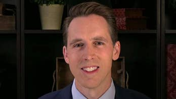 McCaskill opponent Hawley standing up for a 'strong America'