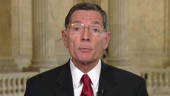 Barrasso: Very optimistic Republicans will hold the Senate