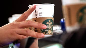 Starbucks opens its first US signing store