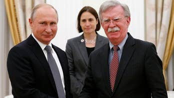 Vladimir Putin invited to Washington in early 2019: John Bolton