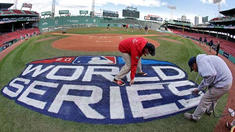 Red Sox, Dodgers face-off is 1916 World Series rematch