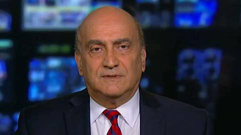 Walid Phares: Migrant caravan is a 'super headache'