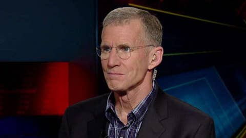 Gen. McChrystal on his new book 'Leaders: Myth and Reality'