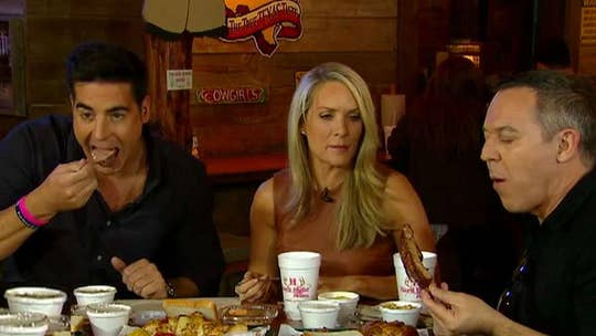 'The Five' dive into Texas barbecue