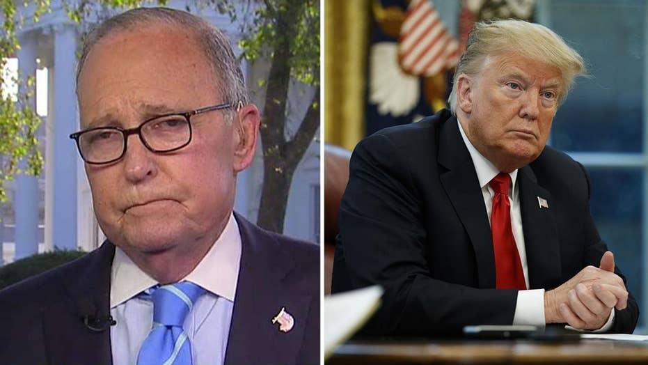 Larry Kudlow details plans for Trump's middle-income tax cut