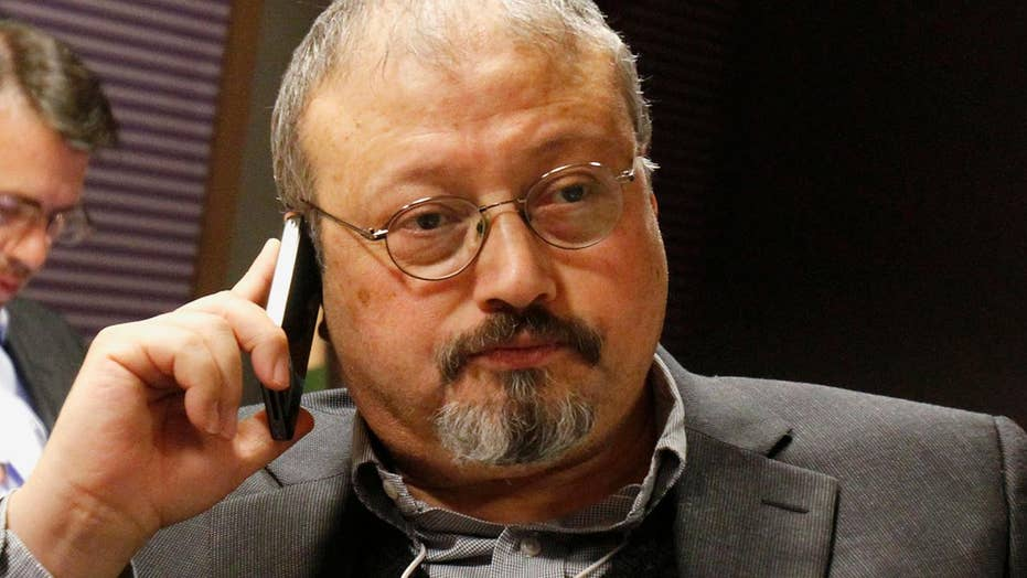 Saudis planned Khashoggi's killing days before, Erdogan says