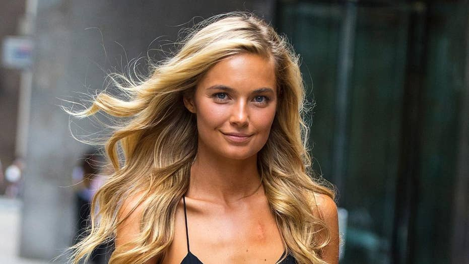 Victoria's Secret model opens up about 'awful days'