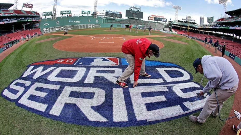 Red Sox, Dodgers face off in 1916 World Series rematch