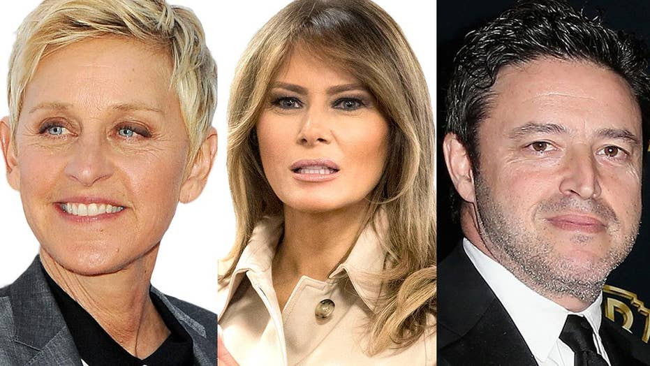 Melania Trump invites snarky 'Ellen' producer to event about kindness