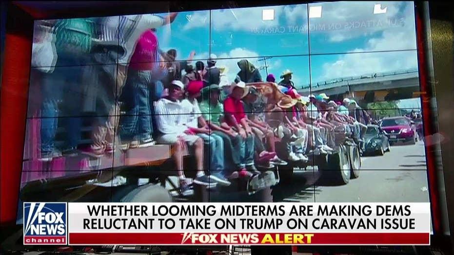 Dem Radio Host: Caravan Was Talking Point 'Sent From Heaven' for Trump, GOP