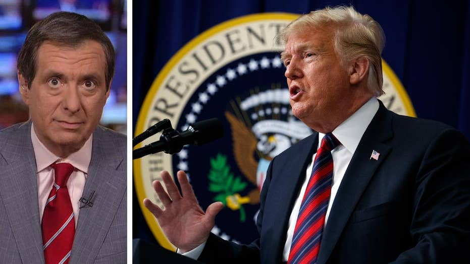 Kurtz: Trump isn't only President to try to scare voters